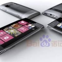 Фотографии будущей Nokia Lumia 805
