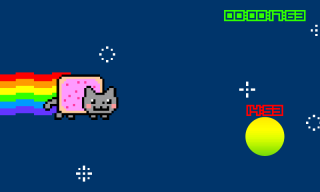 Nyan Cat для Windows Phone