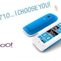 Yahoo! рекомендует Nokia Lumia 710 как лучший доступный вариант
