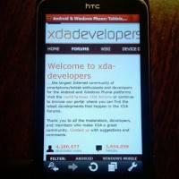 Неофициальная Opera Mobile 10 для Windows Phone 7