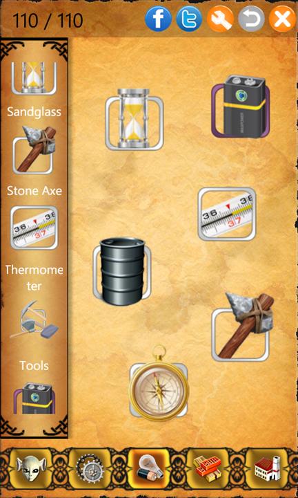 Alchemy Classic для Windows Phone
