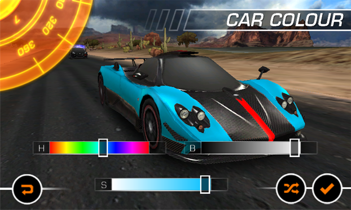 NFS: Hot Pursuit для Windows Phone