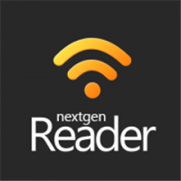 Nextgen Reader для HTC Surround