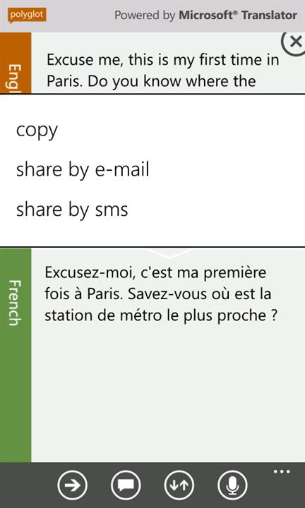 Скачать Polyglot для Nokia Lumia 521