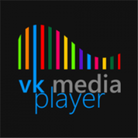 VK Media Player для Alcatel POP 2 Windows