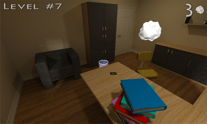3D Paperball для Windows Phone