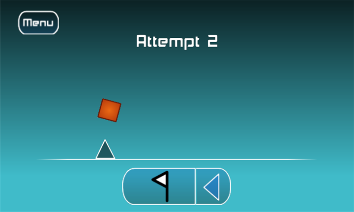 The Impossible Game про Windows Phone