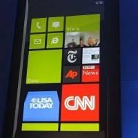Первый взгляд на главный экран Windows Phone 7.8