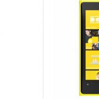 iPhone 5 против Nokia Lumia 920 – характеристики