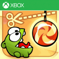 Cut The Rope с целью Windows 00 Mobile равно Windows Phone