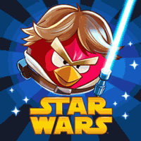 Angry Birds Star Wars для Q-Mobile Storm W410