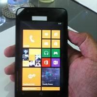 Новый Lumia с большим экраном?