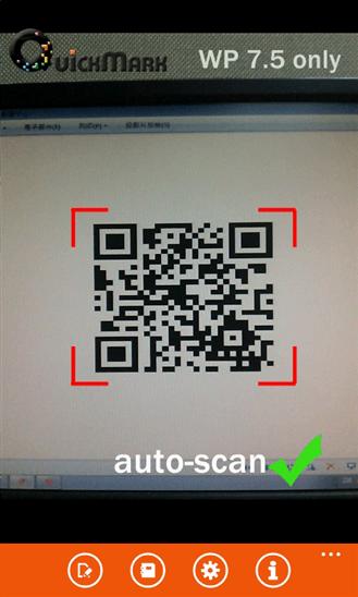 Скачать QuickMark для Nokia Lumia 525