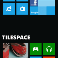 TileSpace для Windows 10 Mobile и Windows Phone