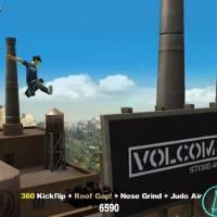 Endless Skater – новая XBox-игра для Windows 8
