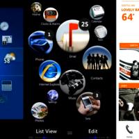Microsoft хвастается первоначальным концептом Windows Phone