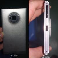 Алюминиевая Nokia EOS