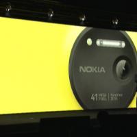 Презентация Nokia Lumia 1020. Отчет