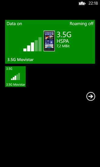 Скачать Cellular Live Tile для Nokia Lumia 720