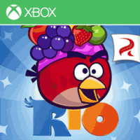 Angry Birds Rio для Fly IQ400W ERA Windows