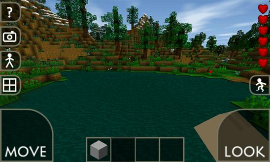 Survivalcraft для Windows Phone