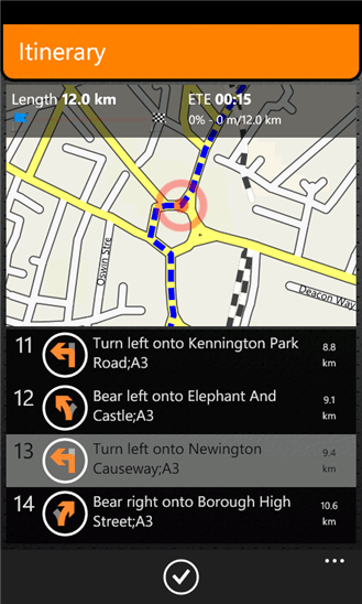 Скачать Turn by Turn Navigation Europe для Nokia Lumia 610