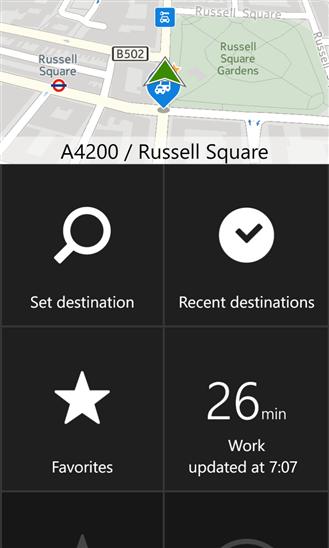 Скачать HERE Drive+ для Nokia Lumia 930