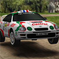 Pocket Rally для HTC HD2