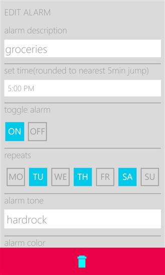 Скачать AlarmMe для Xiaomi Mi4
