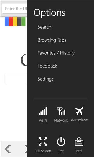Скачать Chromox для Q-Mobile Storm W410
