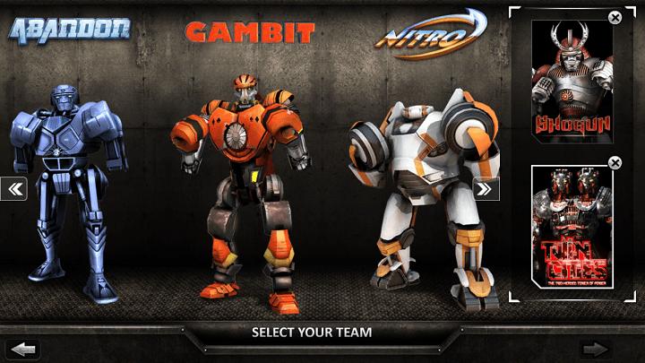 Pin Noisy Boy Todos Los Robots Luchadores De Real Steel ...