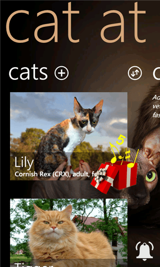 Cat At Hand для Windows Phone