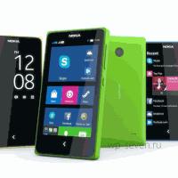 Nokia анонсировала Nokia X, Nokia X+ и Nokia XL