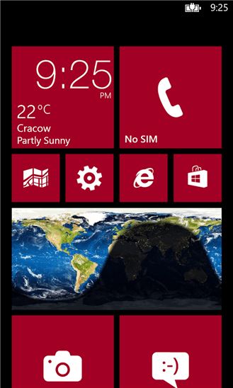 Скачать Earth Lock Screen для Nokia Lumia 1520