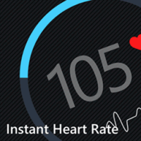 Instant Heart Rate для Windows 10 Mobile и Windows Phone