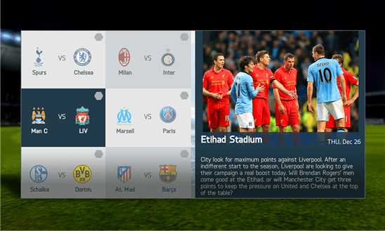 Fifa 14 для Windows Phone