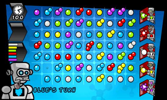 Atoms для Windows Phone