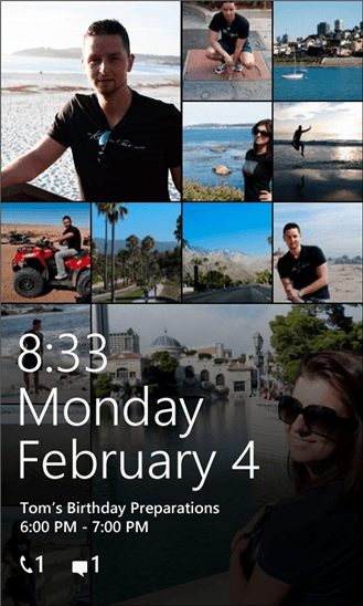 Lock Buster для Windows Phone