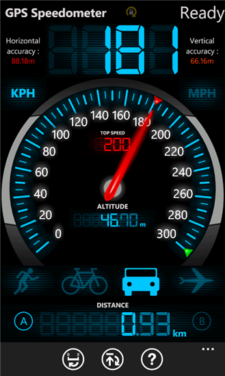 Скачать GPS Speedometer для Microsoft Lumia 532