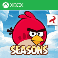 Angry Birds Seasons для Q-Mobile Storm W408