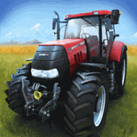 Farming Simulator 14 для HTC 7 Mozart
