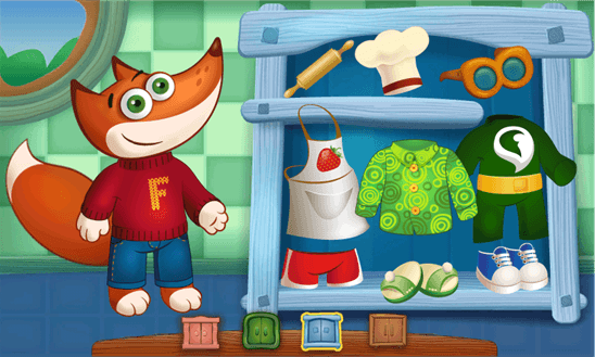 Tim the Fox для Windows Phone