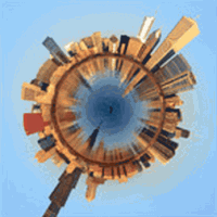 Tiny Planets PRO для HTC One M8 for Windows