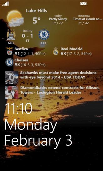 Скачать Awesome Lock для Xiaomi Mi4