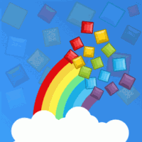 Rainbow Puzzle для ZTE Tania