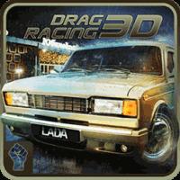 Drag Racing 3D для Samsung Focus S