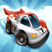 Mini Motor Racing для Samsung Focus S