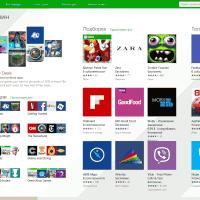 В Windows Store почти 170 000 приложений