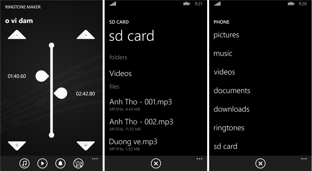 Создатель Мелодий для Nokia Lumia 530 скачать