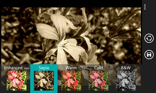 HDR Photo Camera для Windows Phone